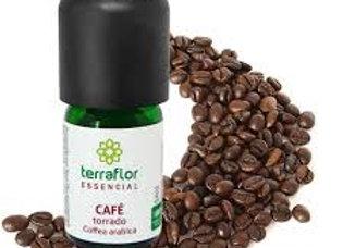 ÓLEO ESSENCIAL  CAFÉ TORRADO  5ML TERRAFLOR