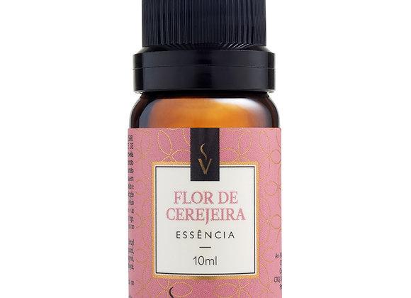 ESSÊNCIA FLOR DE CEREJEIRA -  10ML VIA AROMA