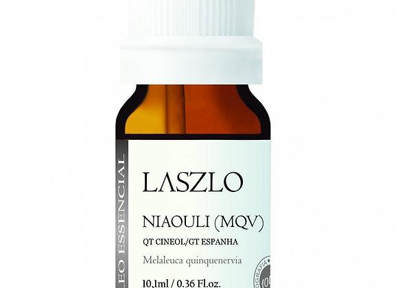 ÓLEO ESSENCIAL DE NIAOULI (QT CINEOL) 10,1ML - LASZLO