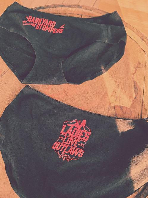 Ladies Love Outlaws Panties