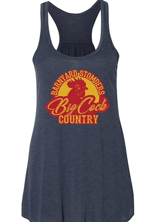 Ladies Tank- Big Cock Country