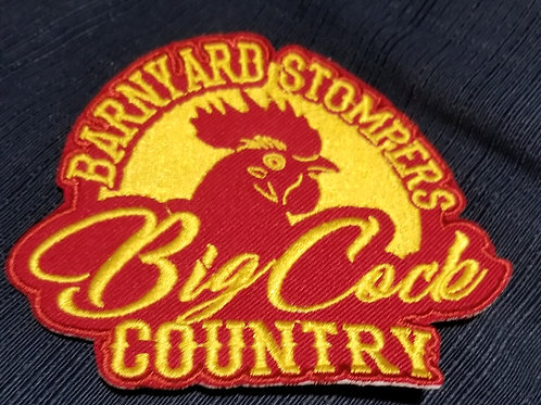 Big Cock Country Patch