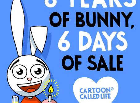 Bunny's 6th Birthday !