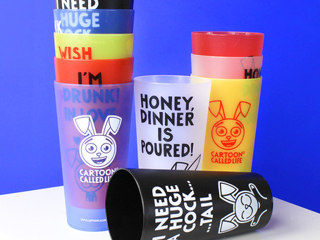Discover The Bunny Party Cups