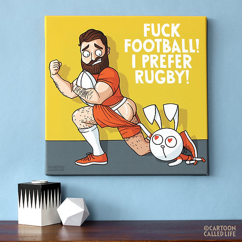 CANVAS 'RUGBY'
