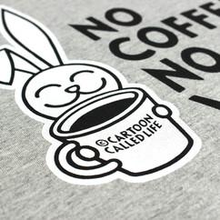 T-SHIRT 'COFFEE'