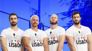 T-SHIRT 'LISBON'
