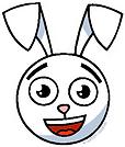 Bunny Cartoon Called Life