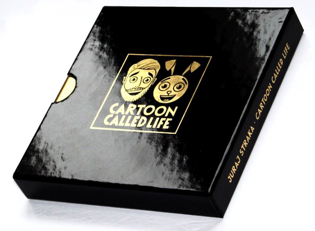 The Kick Edition, a limited edition of Cartoon Called Life, The Book