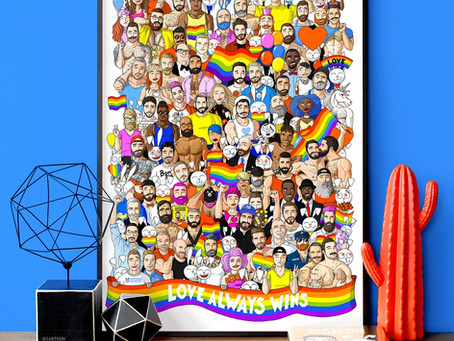 Pride Month : Love Always Wins