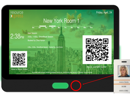 RFID for Desk and Room Booking - 1:  what is all the fuss about?