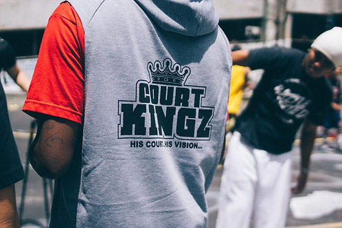 Court Kingz Winter Hoodie