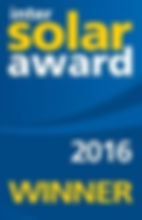 SolarEdge award