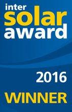 SolarEdge award