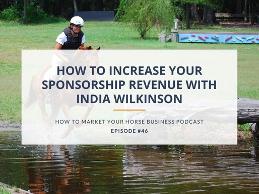 How to Increase Sponsorship Revenue With India Wilkinson