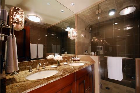 Condo Hall Bath