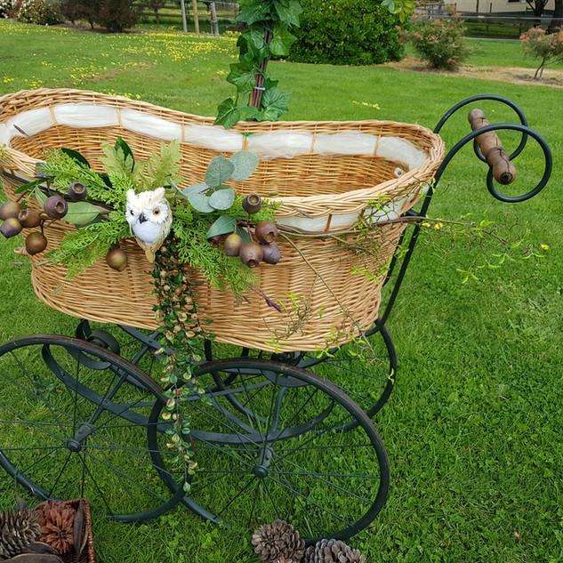 woodland themed bassinet.jpg