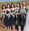Beautifull Ladies in bridal squad