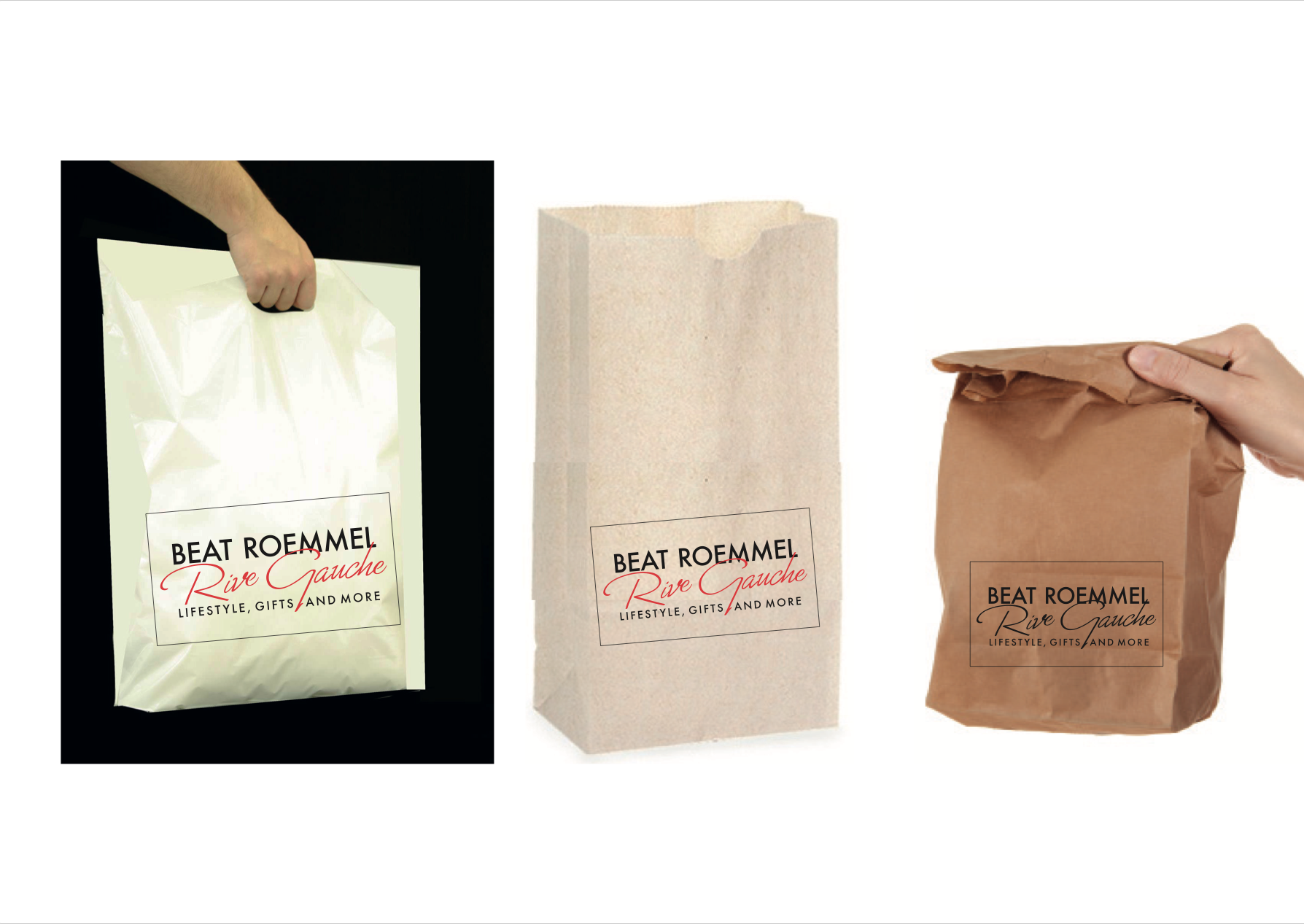 Rive Gauche Packaging