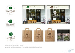 Signage and packaging