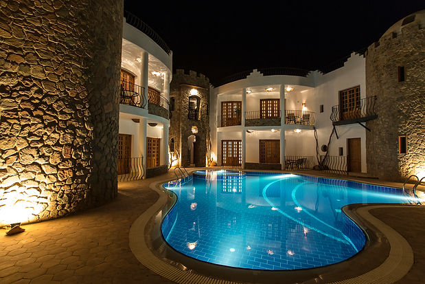 dahab luxury apartment rental