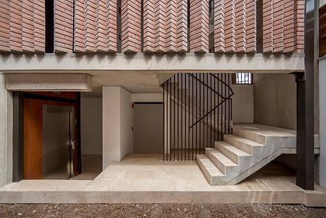 Edificio La Huaca - espacio común