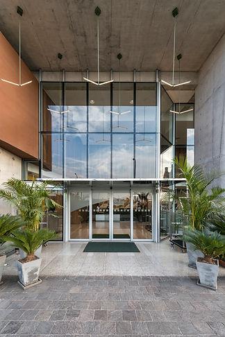 Holiday Inn Lima Airport - entrada principal
