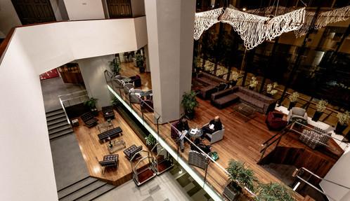Áreas Públicas Hotel Crowne Plaza