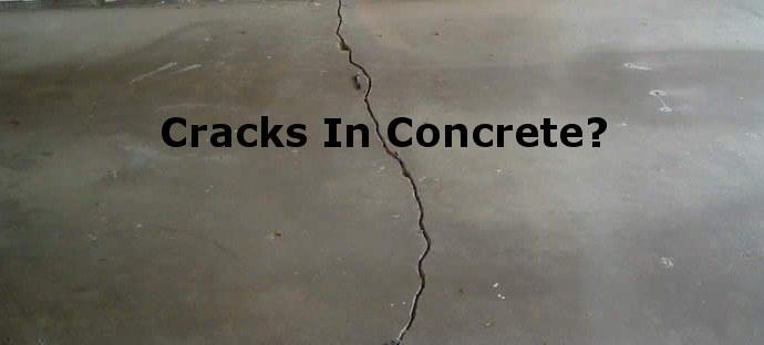 foundation repair concrete cracks