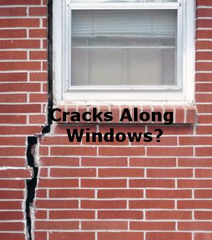 foundation repair brick cracks