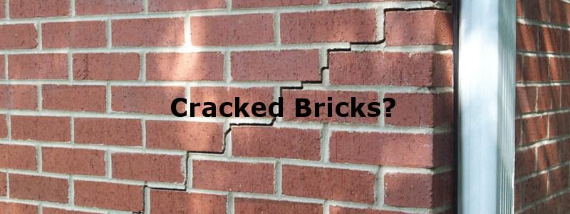foundation repair cracked brick