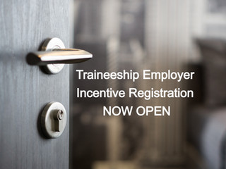 How to submit your Traineeship Employer Incentive Registration Form