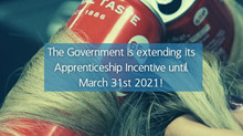 Apprentice incentives extended and minimum wage increased!