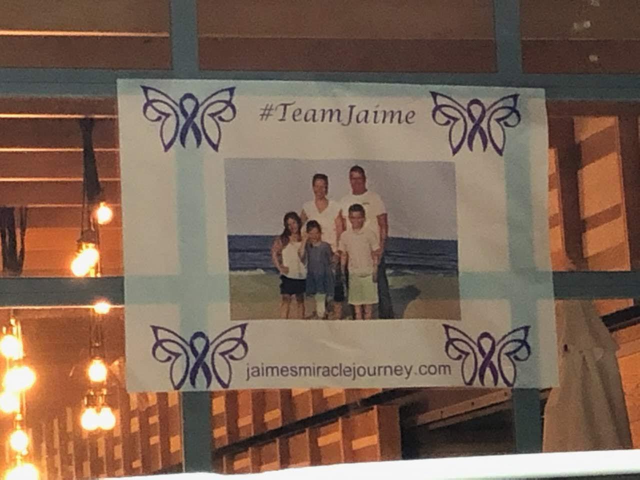 #TeamJaime Night!