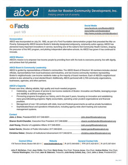 BEFORE: fact sheet