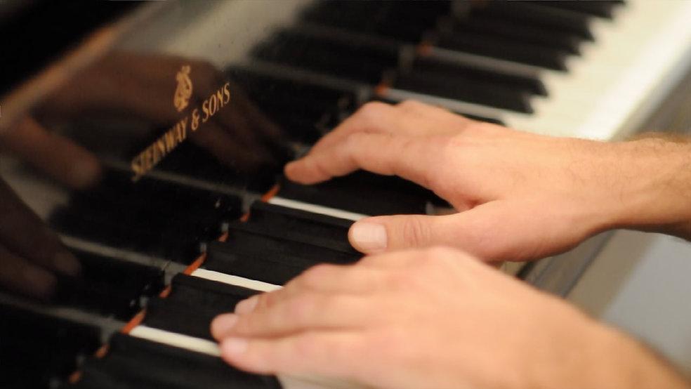 Scott Nicholas, pianist and accompanist