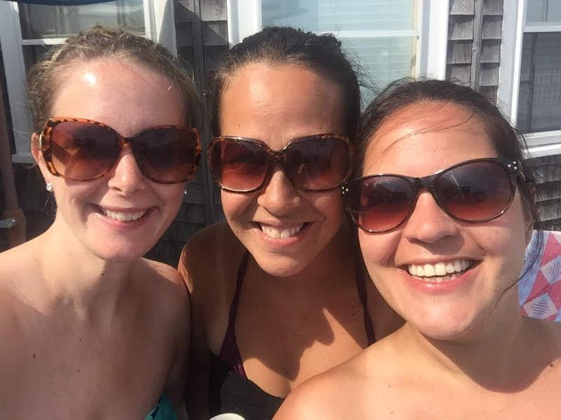 Tara, Jaime and Jen
