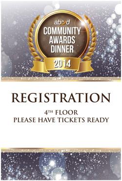 BEFORE: annual gala design