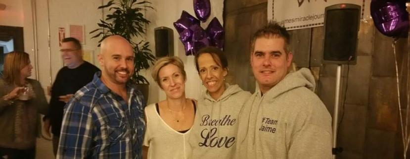 Greg, Emma, Jaime & Jay