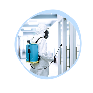 IWC Cleaning Air Disinfection