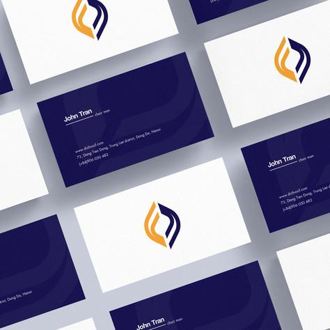 CF Service & Consultant Logo Design