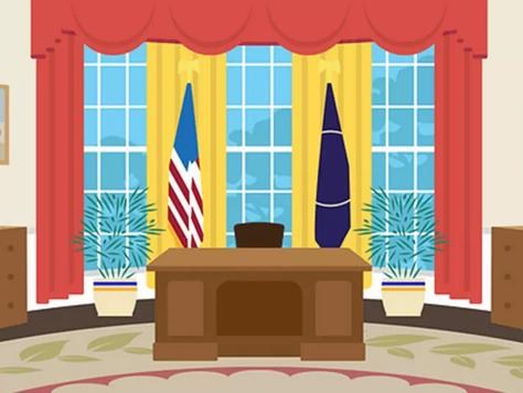 Bảng màu yêu thích của 6 vị tổng thống cuối cùng được tiết lộ