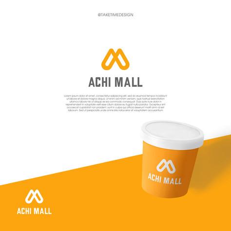 Achi Mall Logo Design