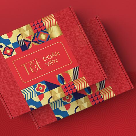Tet Doan Vien Packaging Design