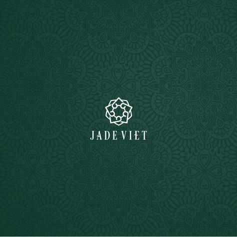 Jade Viet Logo Identity