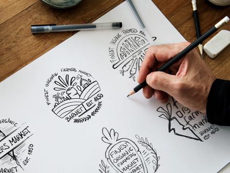 Chi tiết 5 bước cho một dự án thiết kế logo hoàn hảo