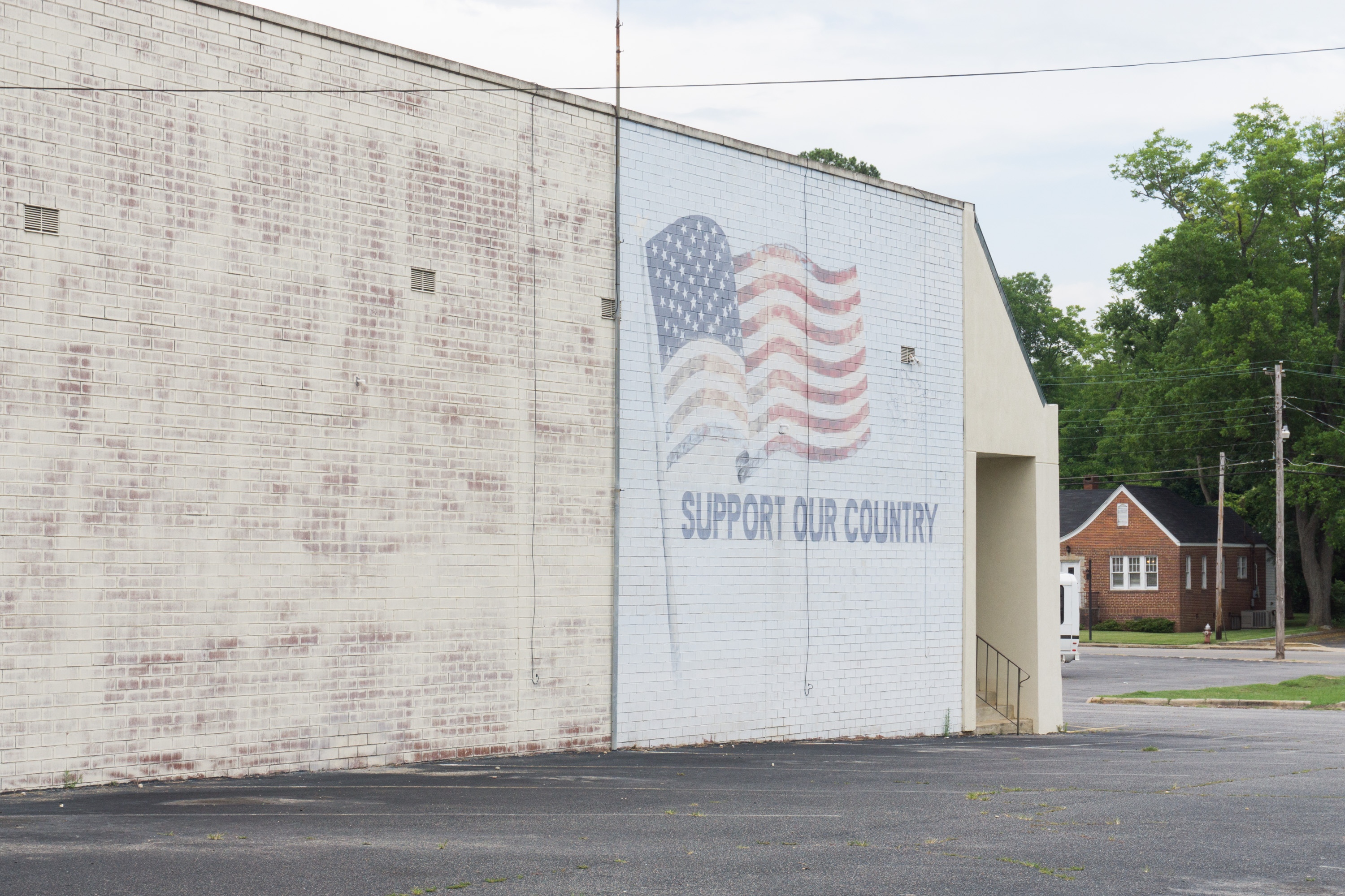 Washington_Sandersville_flagmural