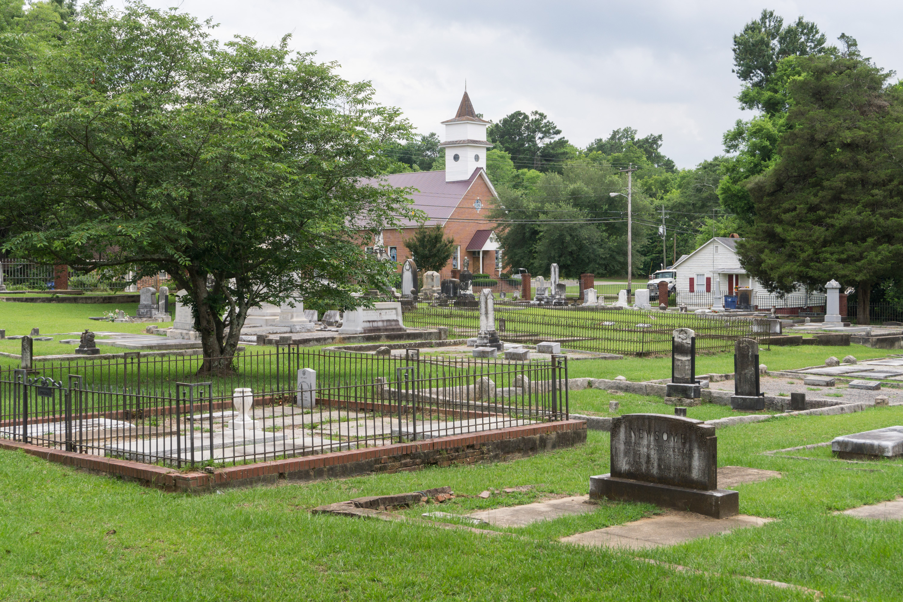 Washington_Sandersville_cemetery3