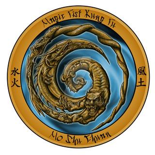 Magic Fist Kung Fu Logo