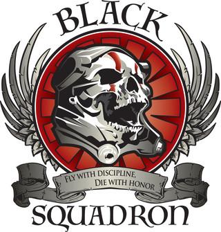 501st Black Squadron patch
